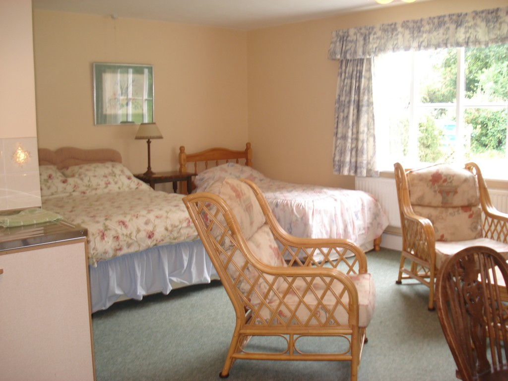Dorset Bed and Breakfast - the bedroom